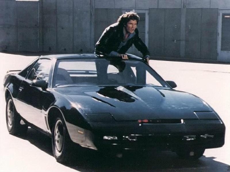 Top 10: KITT, el Auto Fantástico
