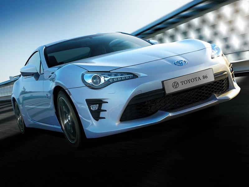 Toyota 86 restyling