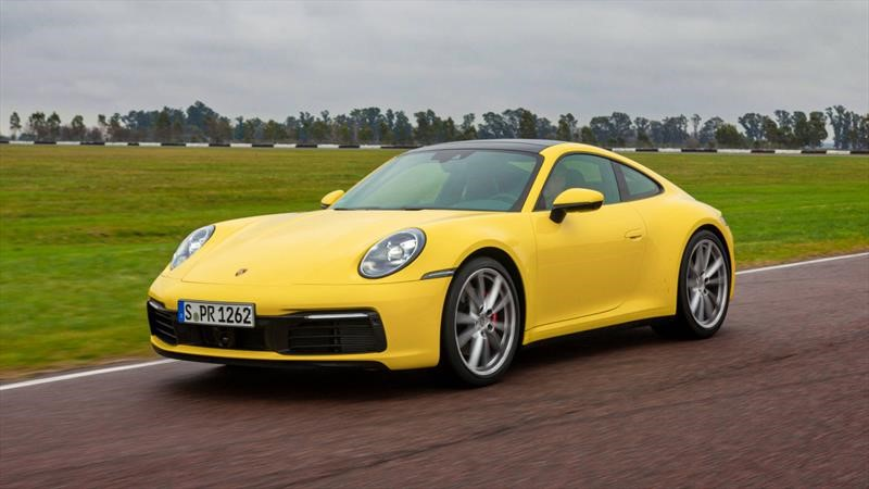 Porsche 911 2020, prueba de manejo