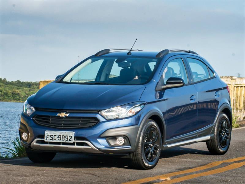 Chevrolet Onix Activ 2019