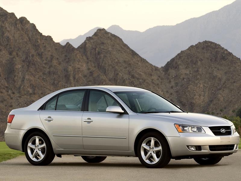 Hyundai Sonata – Quinta Generación 2004