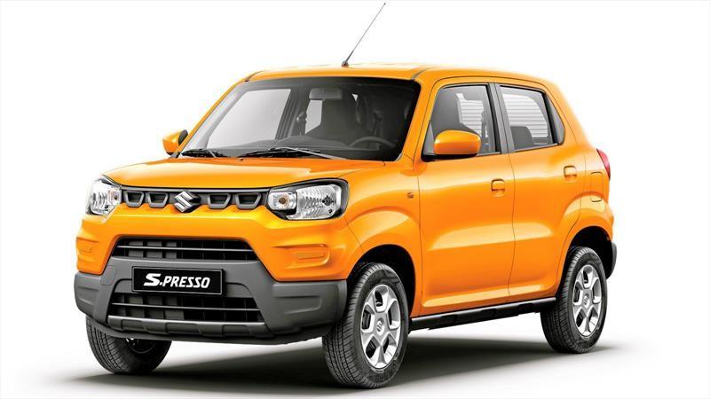 Suzuki Spresso 2020