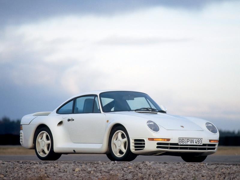 Top 10: Porsche 959