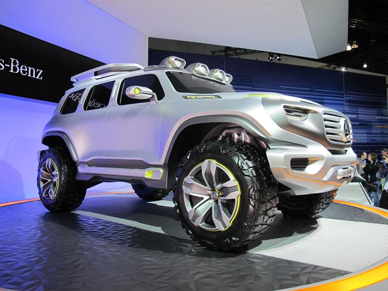 Mercedes-Benz Ener-G-Force Concept en Los Angeles