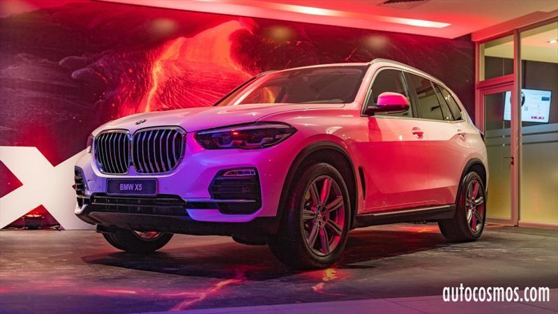 Lanzamiento BMW X5 2019