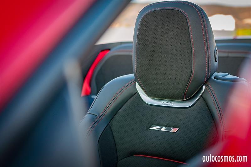 Chevrolet Camaro ZL1 2018 - Comparativa
