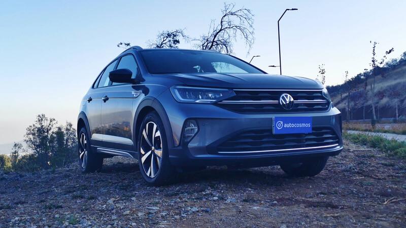 Volkswagen Nivus 2021 - test drive