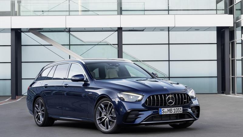 Nuevo Mercedes-Benz Clase E