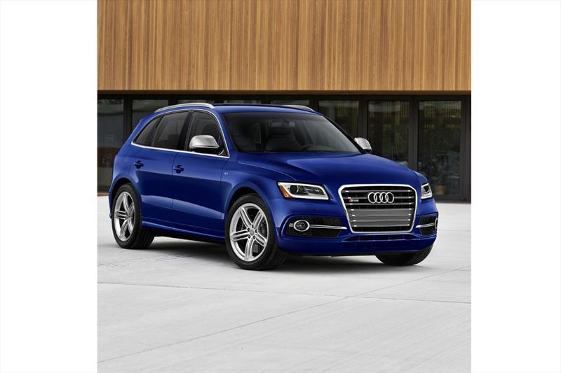 Audi SQ5 TFSI 2014