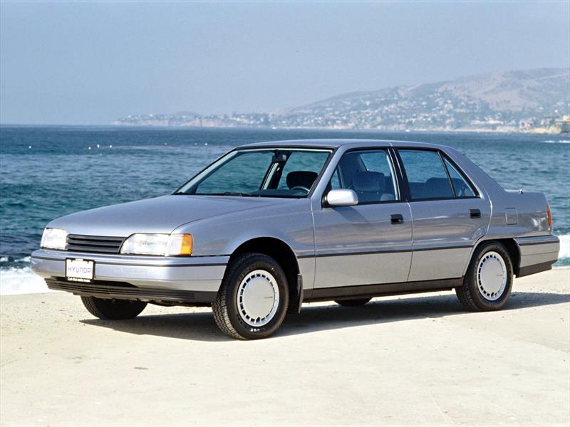 Hyundai Sonata – Segunda Generación 1988