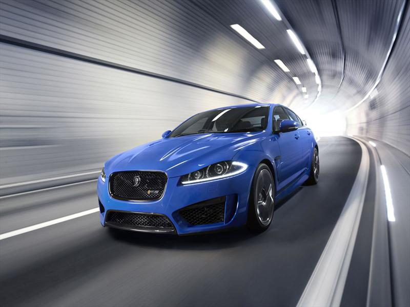 Top 10: Jaguar XFR-S 2014