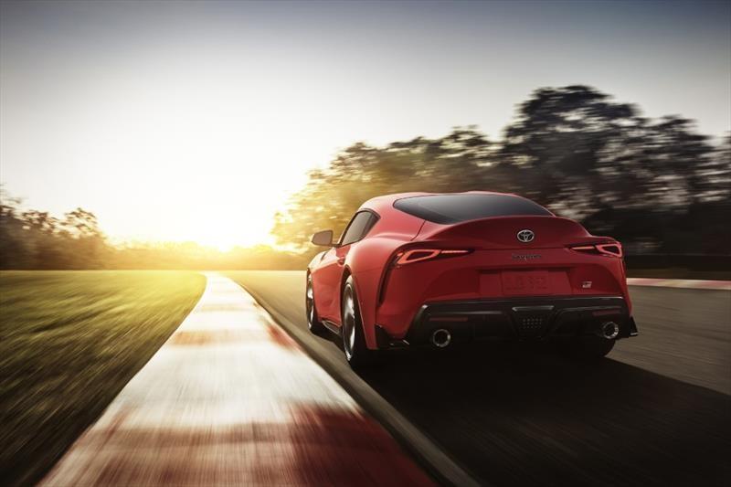 Toyota Supra Mk V 2020