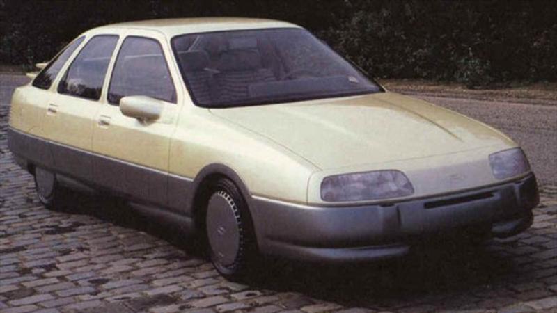 Retro Concepts: Ford Probe III