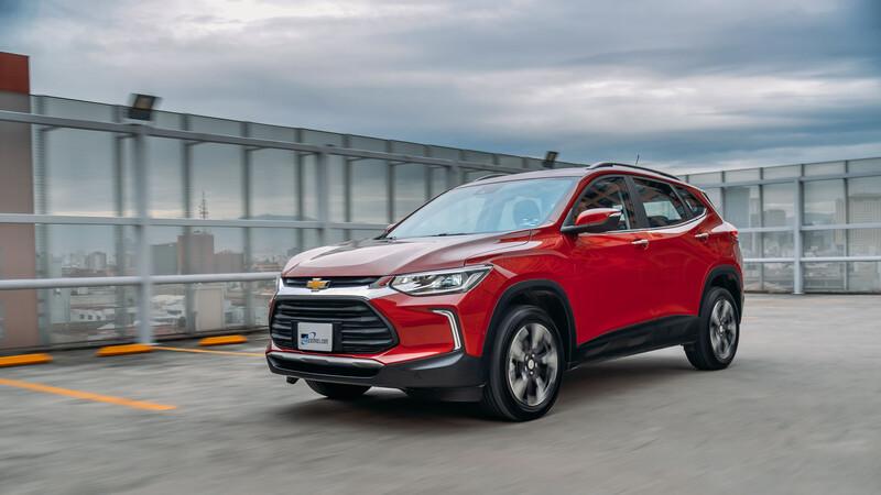 Chevrolet Tracker 2021 en México