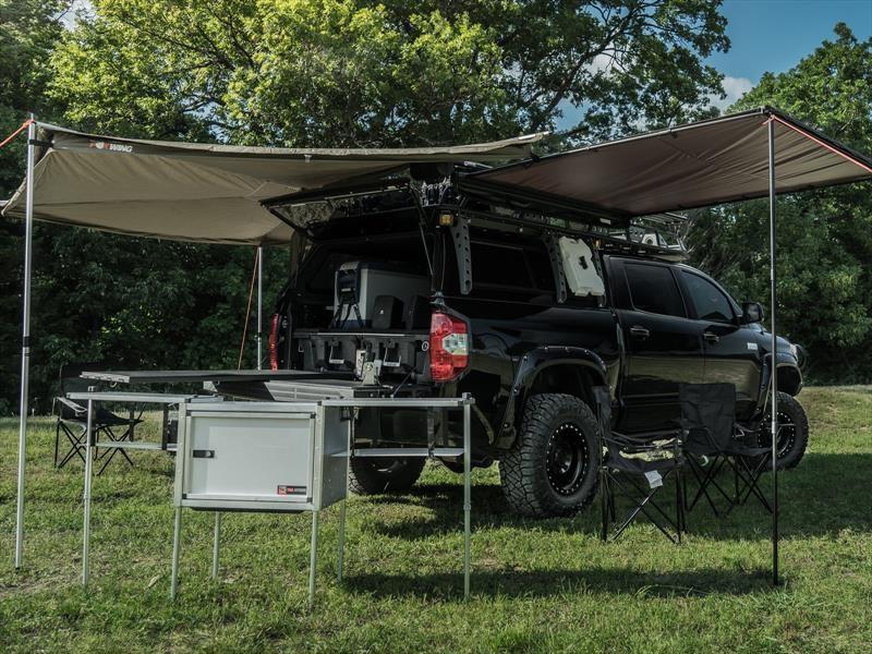 Toyota Tundra Ultimate Adventure Truck