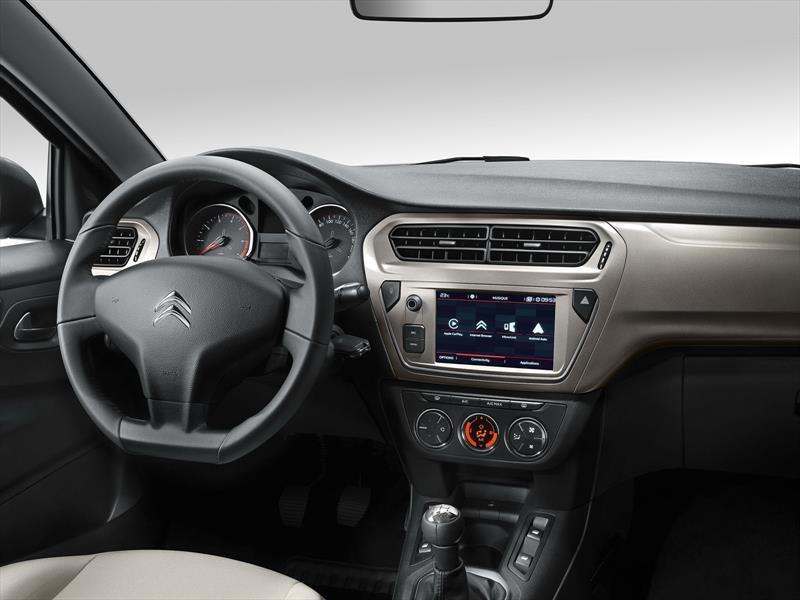 Citroën C-Elysée restyling