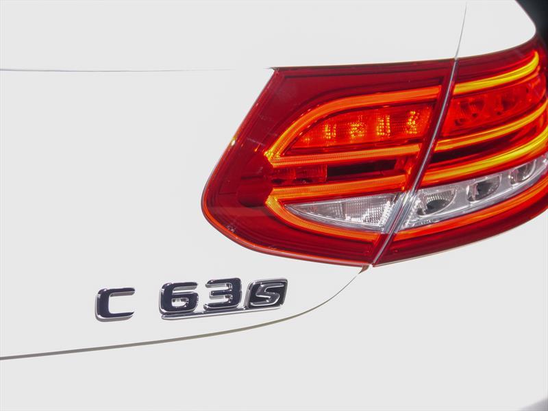 Mercedes-AMG C63 Cabriolet