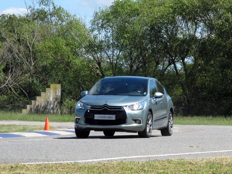 Citroën DS4, primer contacto en Argentina
