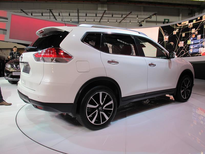 Nissan X-Trail 2014 debuta