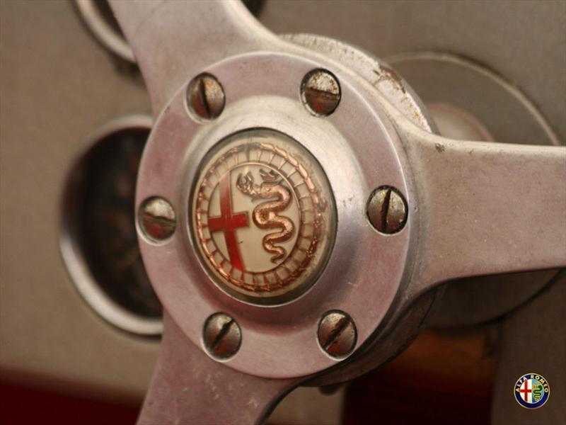 Alfa Romeo en Goodwood 2012