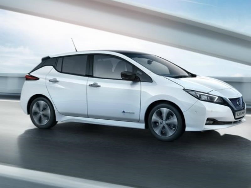 Nissan LEAF llega a Colombia
