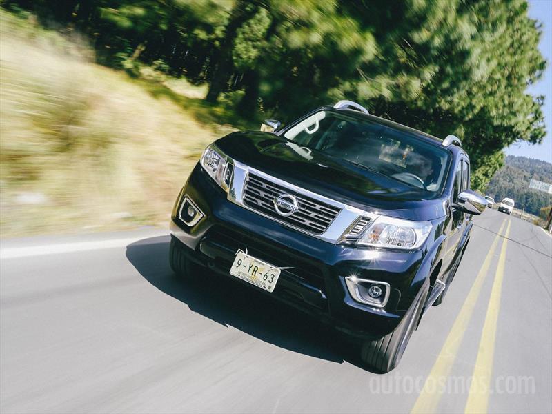 Prueba nueva Nissan Frontier