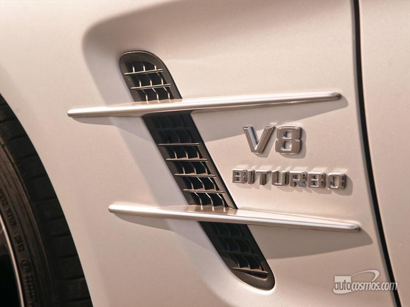 Super Prueba 2012 Mercedes-Benz SL63 AMG 2013