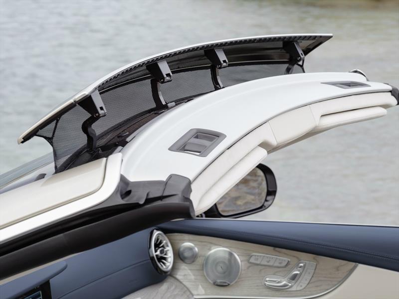 Mercedes-Benz Clase E Cabriolet 2018