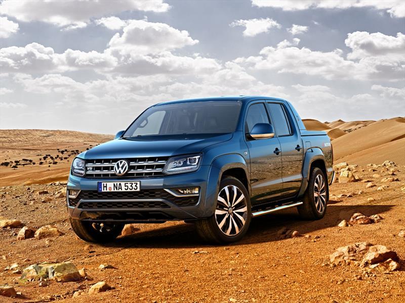 La Volkswagen Amarok anticipa su renovación