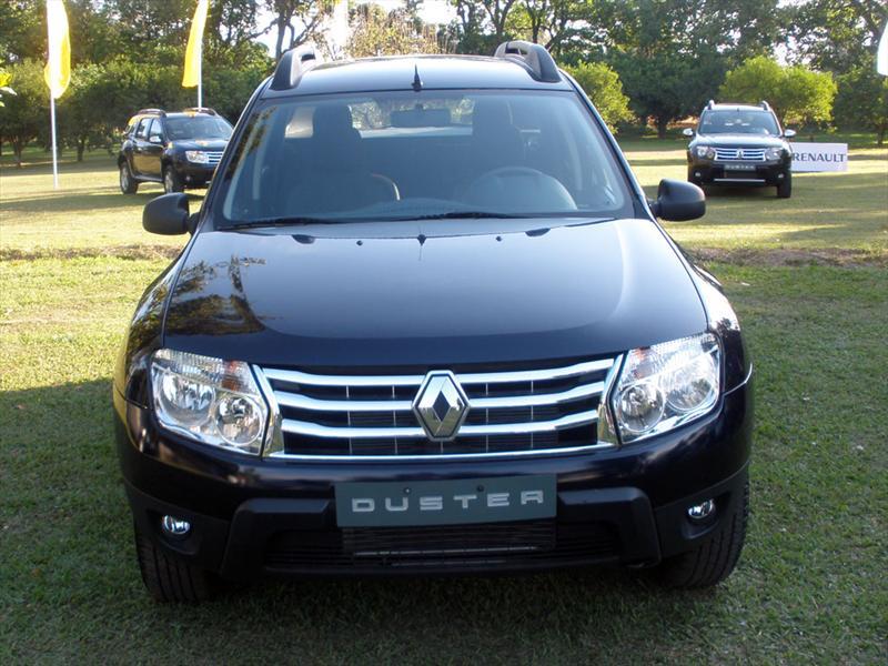 Renault Duster 2012 presentación Salta