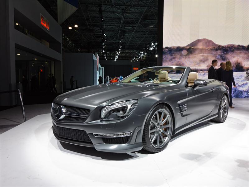 Mercedes-Benz SL65 AMG en Nueva York 2012