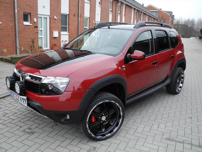 Dacia Duster por LZParts
