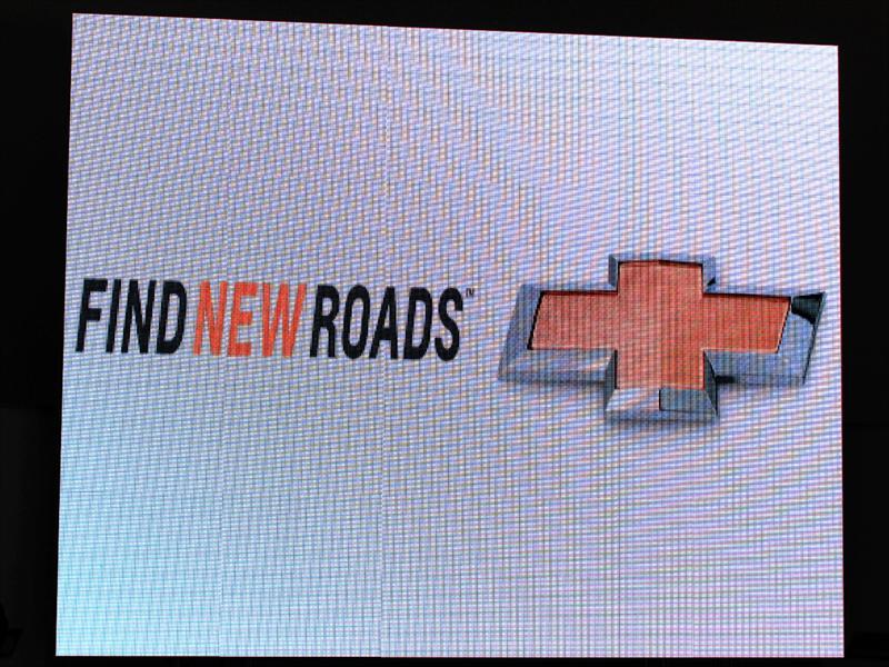 Chevrolet Chile Lanzamiento Find New Roads