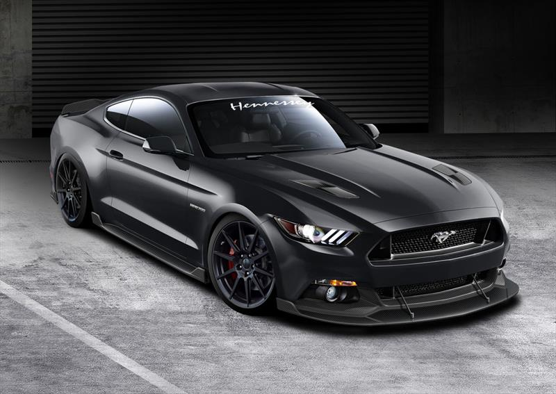 Ford Mustang Hennessey HPE700