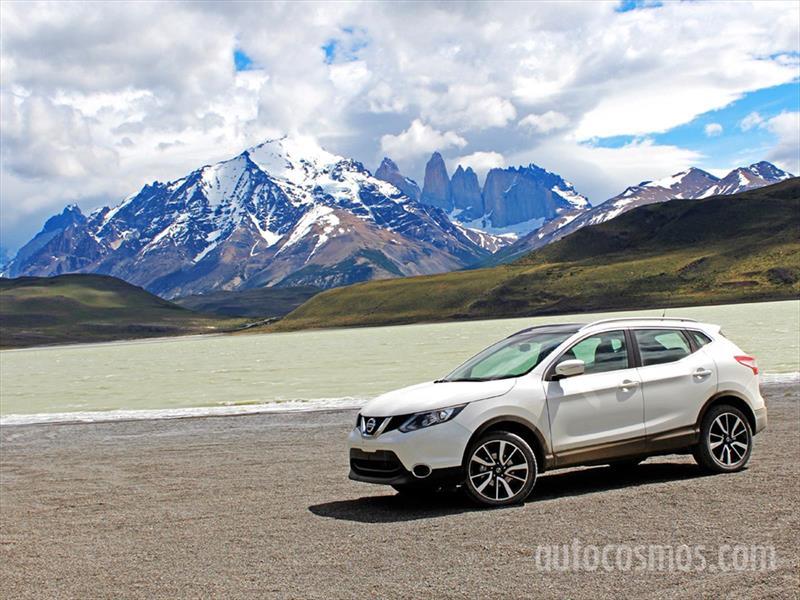 Nuevo Nissan Qashqai 2015 Lanzamiento en Chile
