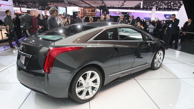 Cadillac ELR, de producción en Detroit
