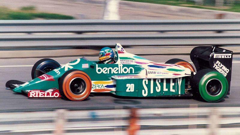 Top 10: Benetton