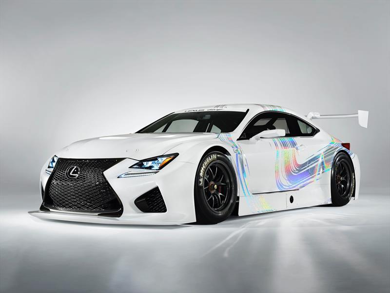 RC F GT3 Racing Concept by Lexus