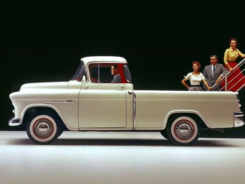 1955: El primer Small Block V8