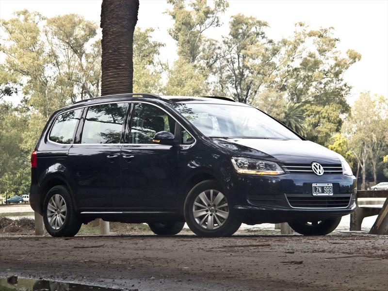 Volkswagen Sharan a prueba
