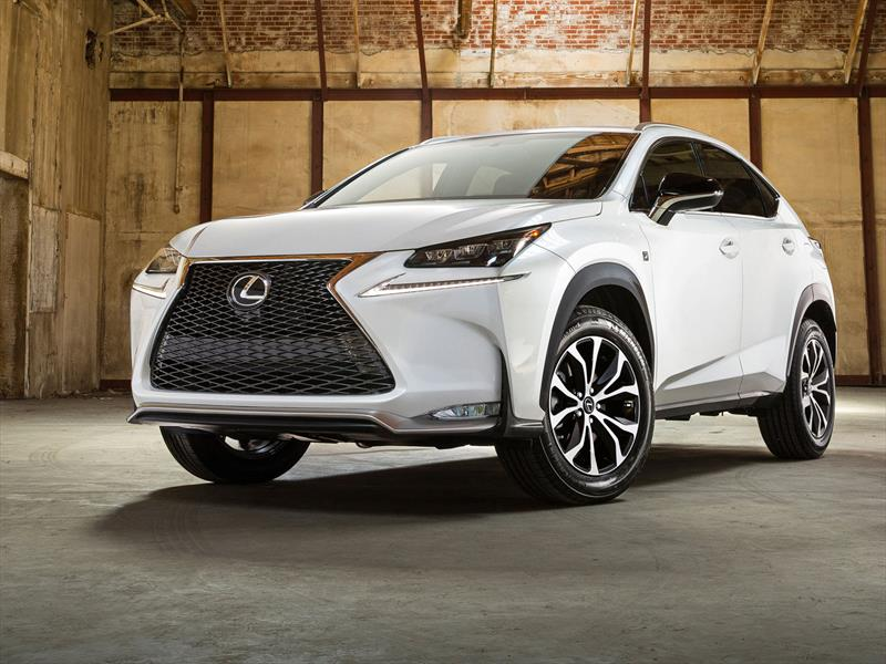 Lexus NX en China