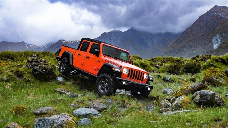 Jeep Gladiator 2020 - test drive