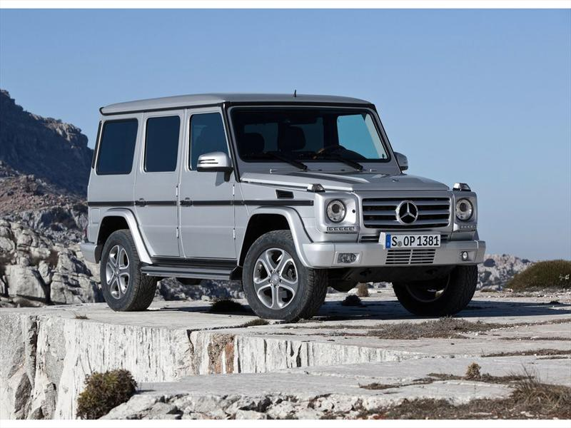Mercedes-Benz Clase G 2013