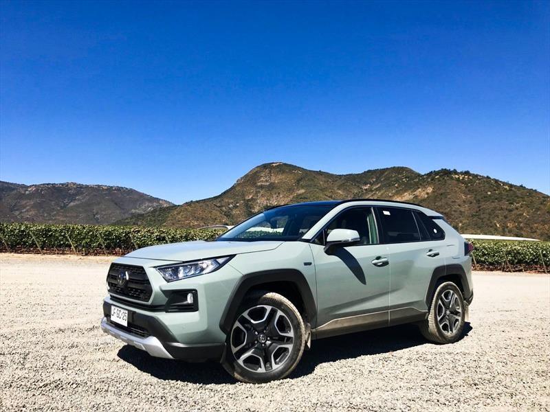 Toyota RAV4 2019, lanzamiento en Chile