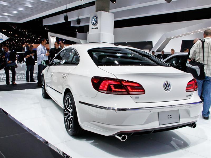 Volkswagen Passat CC 2012 Salón de Los Angeles