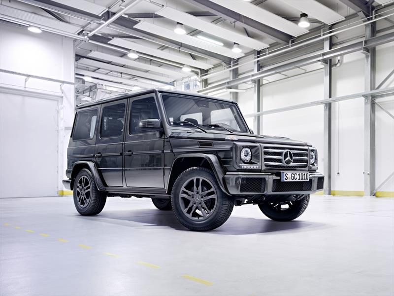 Mercedes-Benz Clase G 2016