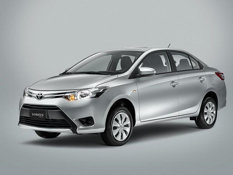 Toyota Yaris Sedán 2017