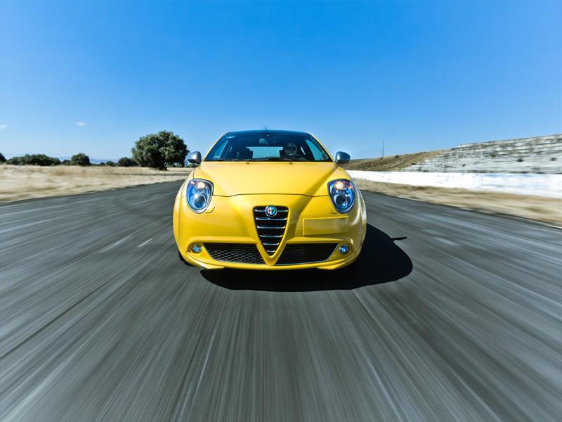 Alfa Romeo MiTo Quadrifoglio Verde a prueba