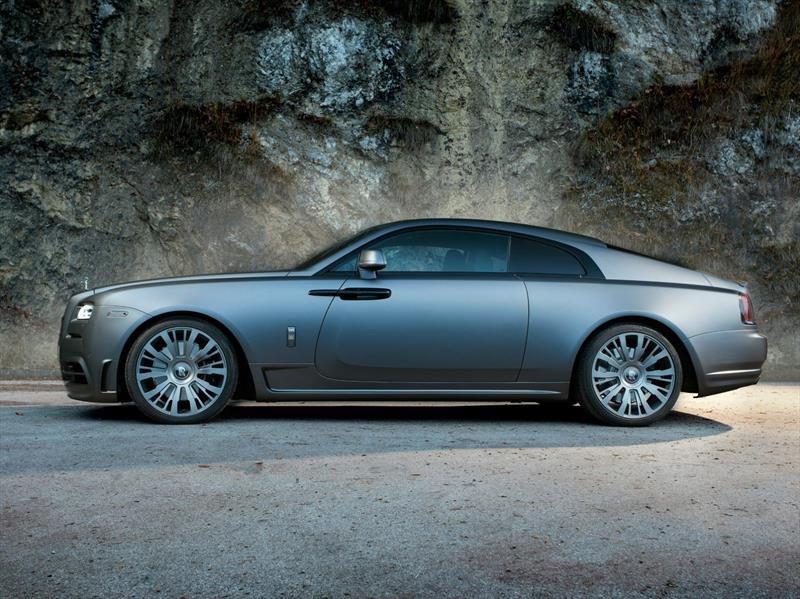 Rolls-Royce Wraith por Novitec