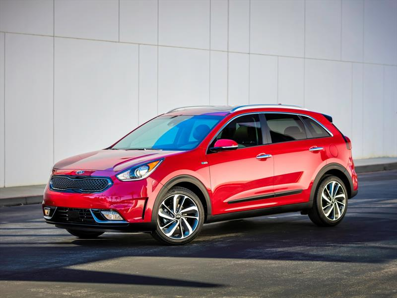 Kia Niro Hybrid Utility Vehicle